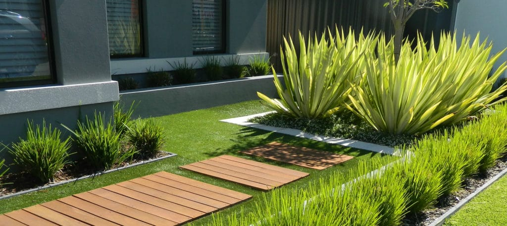 artificial grass installation cost in Perth front yard