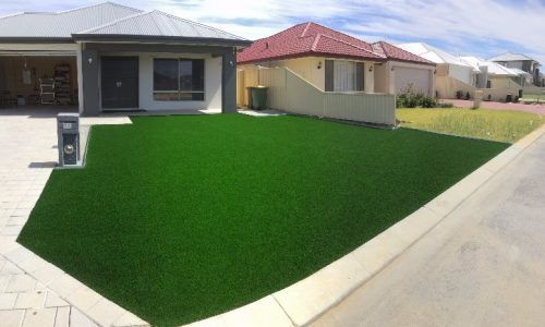 Synthetic grass installation perth wa
