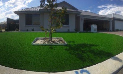 artificial grass installation perth