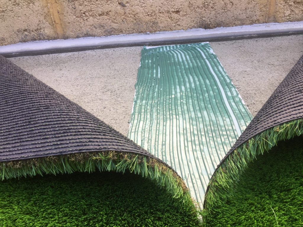 Artificial grass joining In Perth 6000