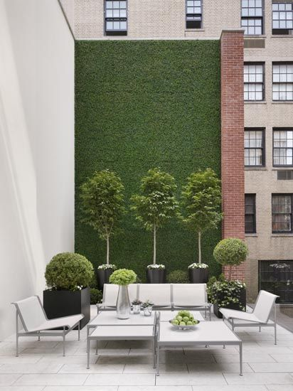 commercial properties Synthetic grass installation restaurant