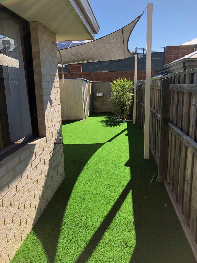 how to choose artificial grass in Perth 2018