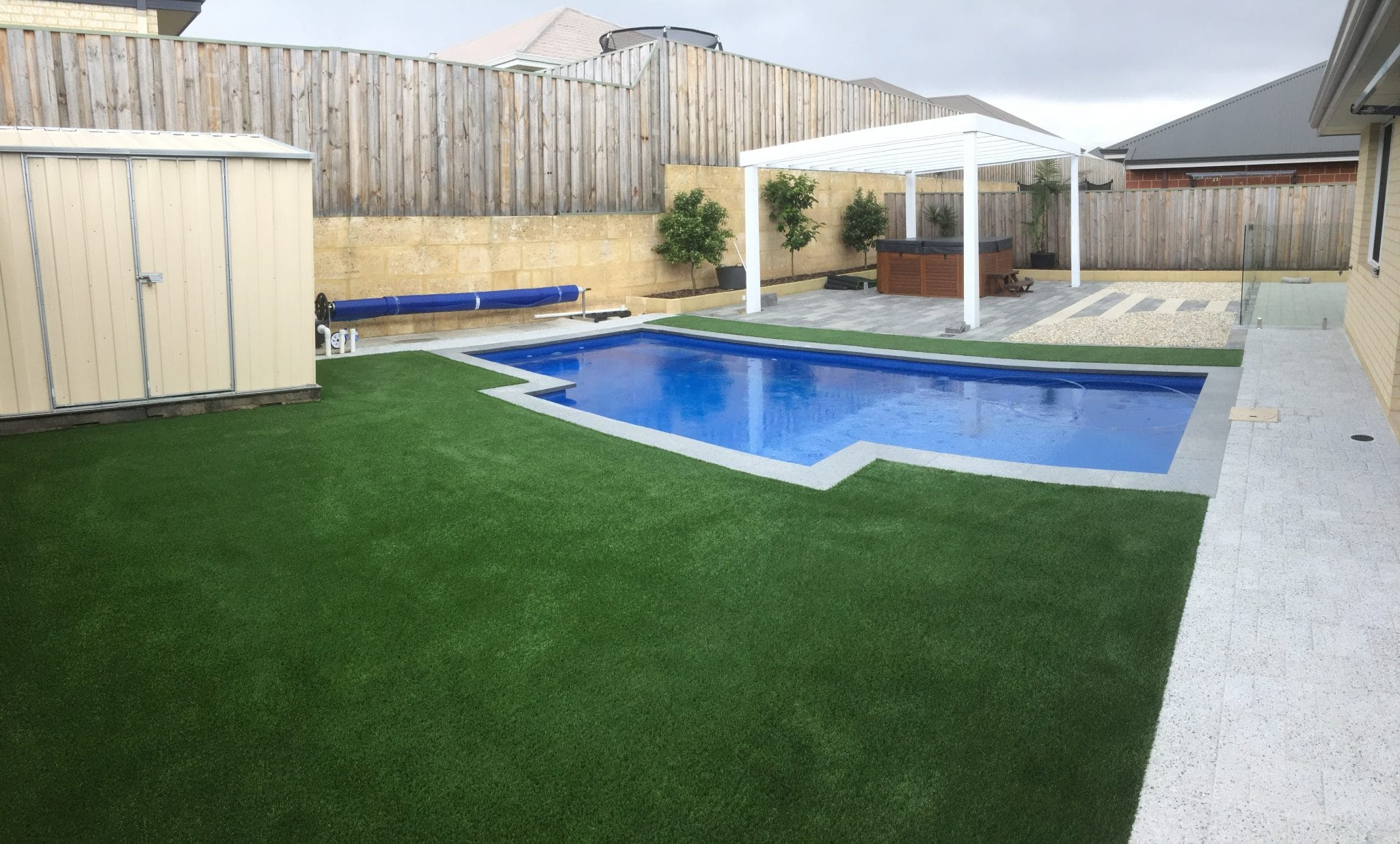 Artificial grass supply and installation Dianella