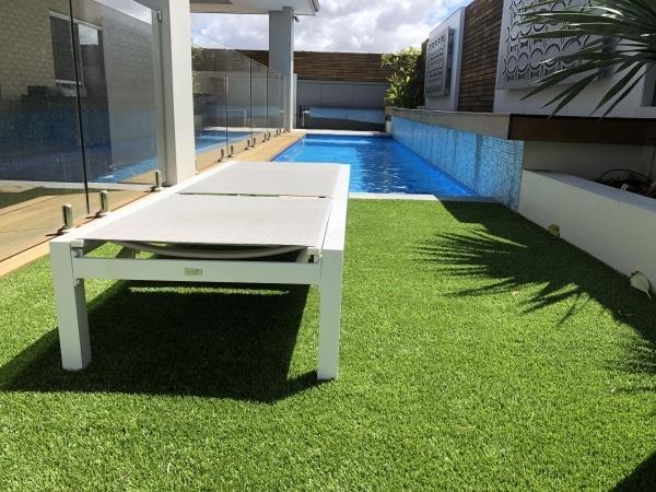 Artificial Grass Around Swimming Pool-Wa Turf Gurus-Synthetic Grass Perth