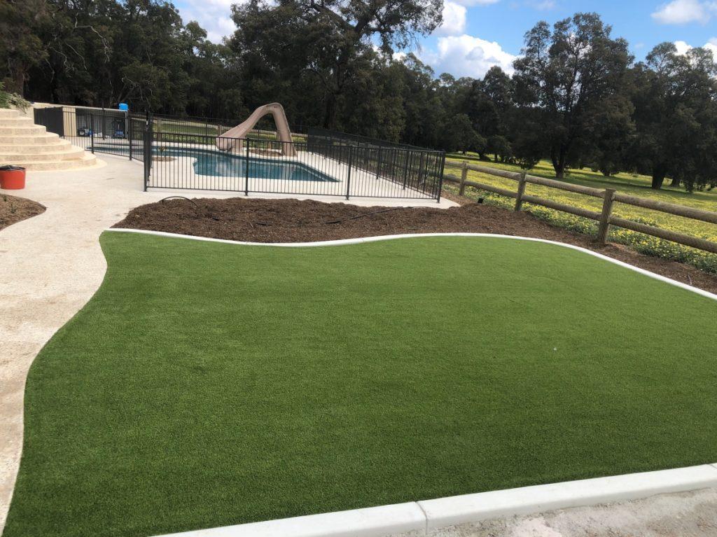 artificial grass installation ellenbrook